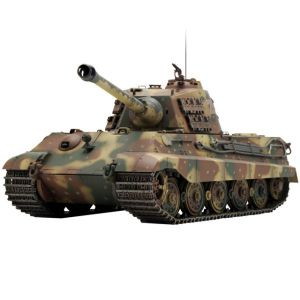 Танк VSTank Pro German King Tiger 1:24 RTR 415 мм страйкбол (A03102641)