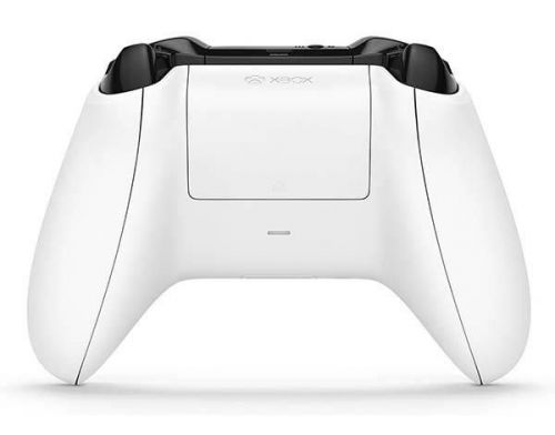 Фото №3 - Microsoft Xbox One S White Wireless Controller