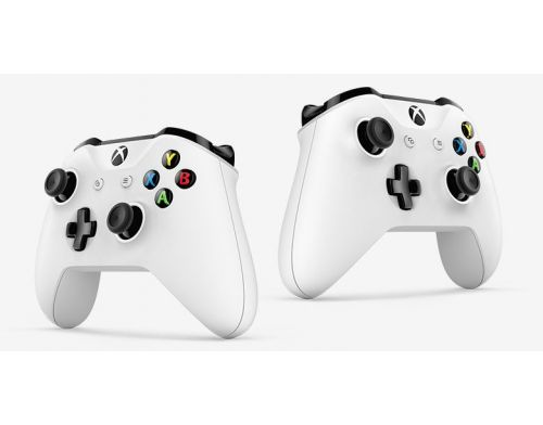 Фото №4 - Microsoft Xbox One S White Wireless Controller