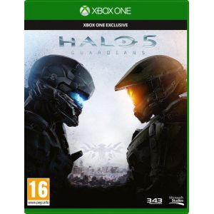 Halo 5: Guardians Xbox ONE (Б.У)