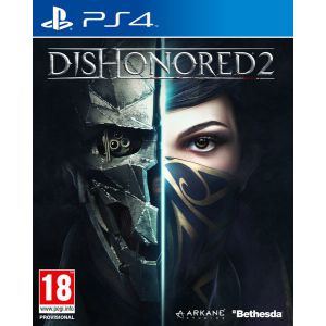 Dishonored 2 PS4 русская версия