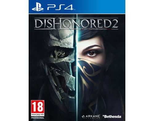 Фото №2 - Dishonored 2 PS4 русская версия