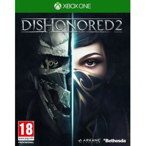 Dishonored 2 Xbox ONE русская версия
