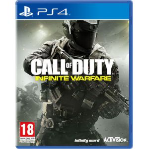 Call of Duty Infinite Warfare PS4 русская версия