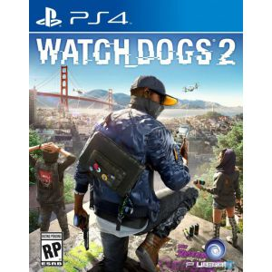 Watch Dogs 2 PS4 русская версия