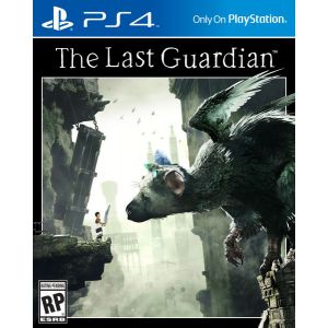 The Last Guardian PS4 русская версия