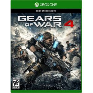 Gears of War 4 Xbox ONE русская версия