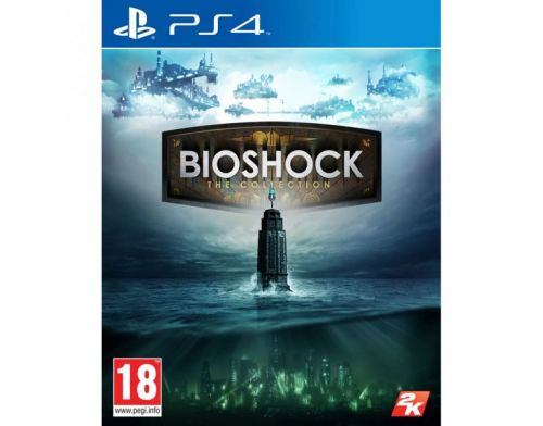 Фото №2 - BioShock: The Collection PS4  Русские субтитры