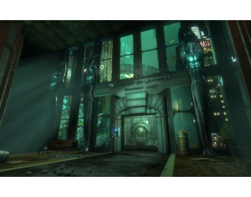 Фото №8 - BioShock: The Collection PS4  Русские субтитры