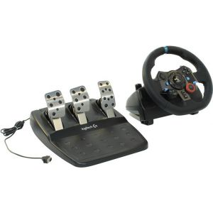 Logitech G29 Driving Force PS3