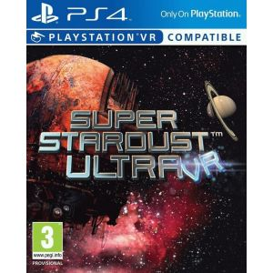 Super Stardust Ultra VR PS4 русская версия