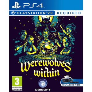 Werewolves Within VR PS4 русская версия
