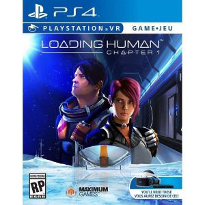 Loading Human VR PS4