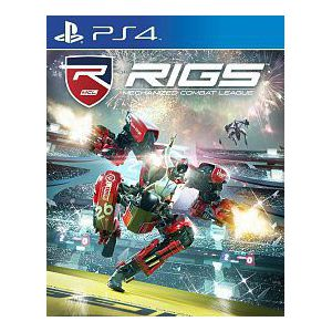 RIGS Mechanized Combat League VR PS4 русская версия