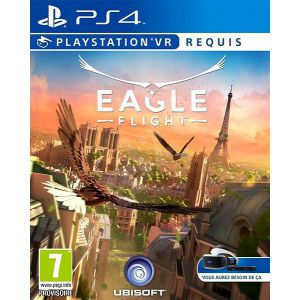 Eagle Flight VR PS4 русская версия
