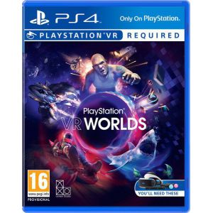 PlayStation VR Worlds PS4 русская версия