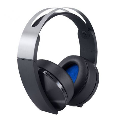 Фото №1 - PS4 Platinum Stereo Headset