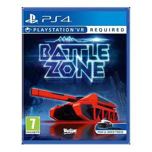 Battlezone VR PS4 русская версия