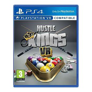 Hustle Kings VR PS4 русская версия