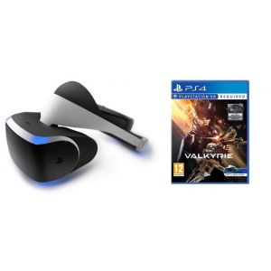 Playstation VR + Игра Eve Valkyrie