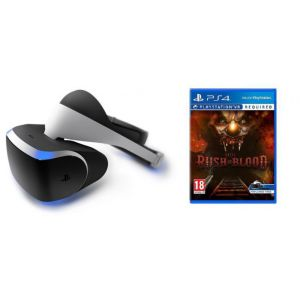 Playstation VR + Игра Until Dawn: Rush Of Blood VR