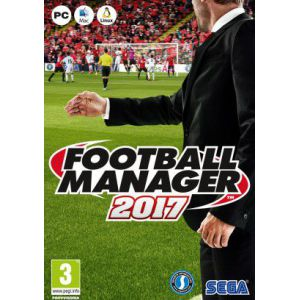 Football Manager 2017 PC Jewel