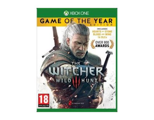 Фото №2 - The Witcher 3 Wild Hunt Game of The Year Edition Xbox ONE русская версия