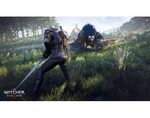 Фото №7 - The Witcher 3 Wild Hunt Game of The Year Edition Xbox ONE русская версия