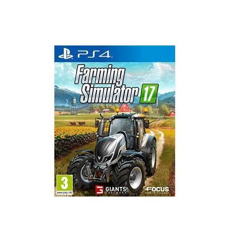 Фото №1 - Farming Simulator 17 PS4