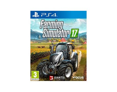 Фото №2 - Farming Simulator 17 PS4