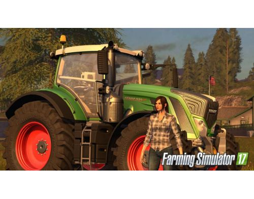 Фото №3 - Farming Simulator 17 PS4