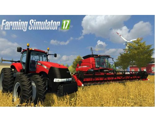 Фото №4 - Farming Simulator 17 PS4