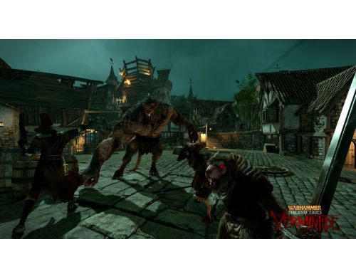 Фото №6 - Warhammer: The End Times Vermintide PS4 английская версия