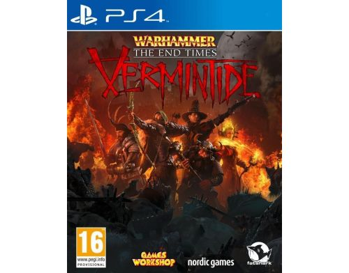 Фото №2 - Warhammer: The End Times Vermintide PS4 английская версия
