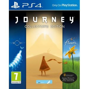 Journey: Collector's Edition PS4 русская версия