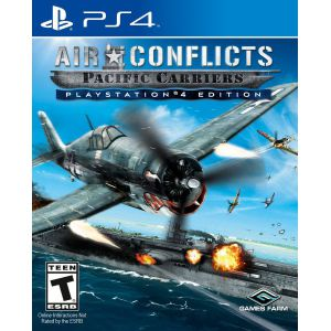 Air Conflicts: Pacific Carriers PS4 русские субтитры