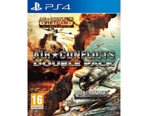 Фото №2 - Air Conflicts: Double Pack PS4 русские субтитры