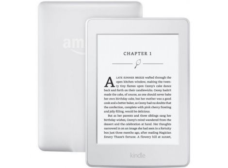 Фото №1 - Amazon Kindle Paperwhite (2016) White special offers
