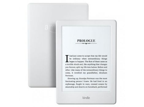 Фото №1 - Amazon Kindle 6 (2016) White special offers