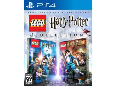 Фото №1 - LEGO Harry Potter Collection PS4
