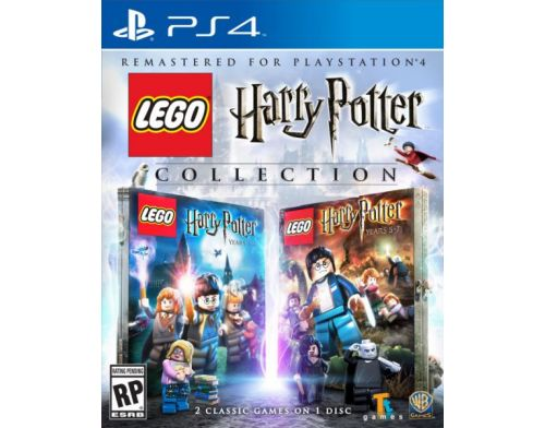 Фото №2 - LEGO Harry Potter Collection PS4