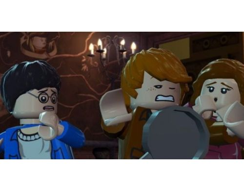 Фото №4 - LEGO Harry Potter Collection PS4