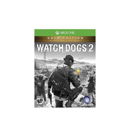 Фото №1 - Watch Dogs 2 Gold Edition Xbox ONE