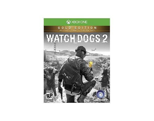 Фото №2 - Watch Dogs 2 Gold Edition Xbox ONE