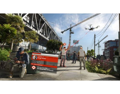 Фото №3 - Watch Dogs 2 Gold Edition PS4