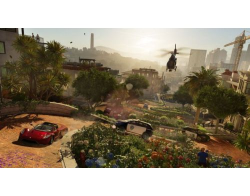 Фото №5 - Watch Dogs 2 Gold Edition PS4