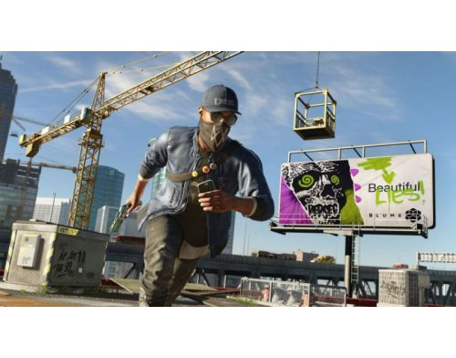 Фото №6 - Watch Dogs 2 Deluxe Edition PS4