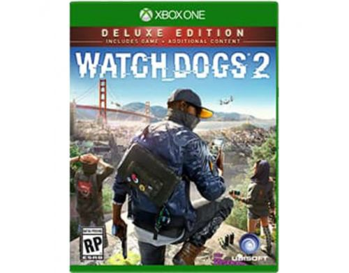 Фото №2 - Watch Dogs 2 Deluxe Edition Xbox ONE