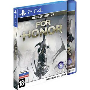 For Honor Deluxe Edition PS4 русская версия
