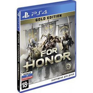 For Honor Gold Edition PS4 русская версия
